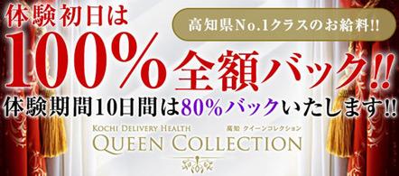 Queen collection - 高知のデリヘル求人情報