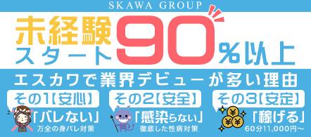 Skawaii奈良 - 奈良エリアのデリヘル求人情報