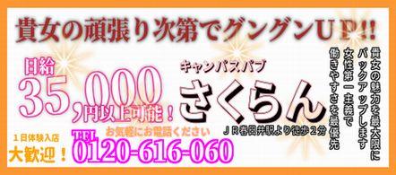 さくらん - 春日井・小牧エリアのキャンパスパブ求人情報