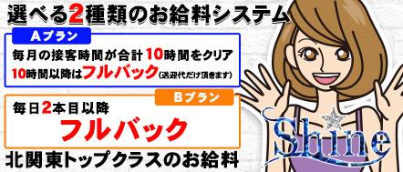 シャイン - 土浦・つくばのデリヘル求人情報