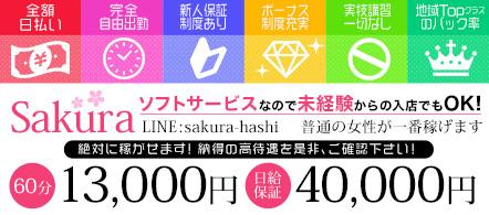 Sakura(サクラ) - 横浜(関内・曙町)のファッションヘルス求人情報